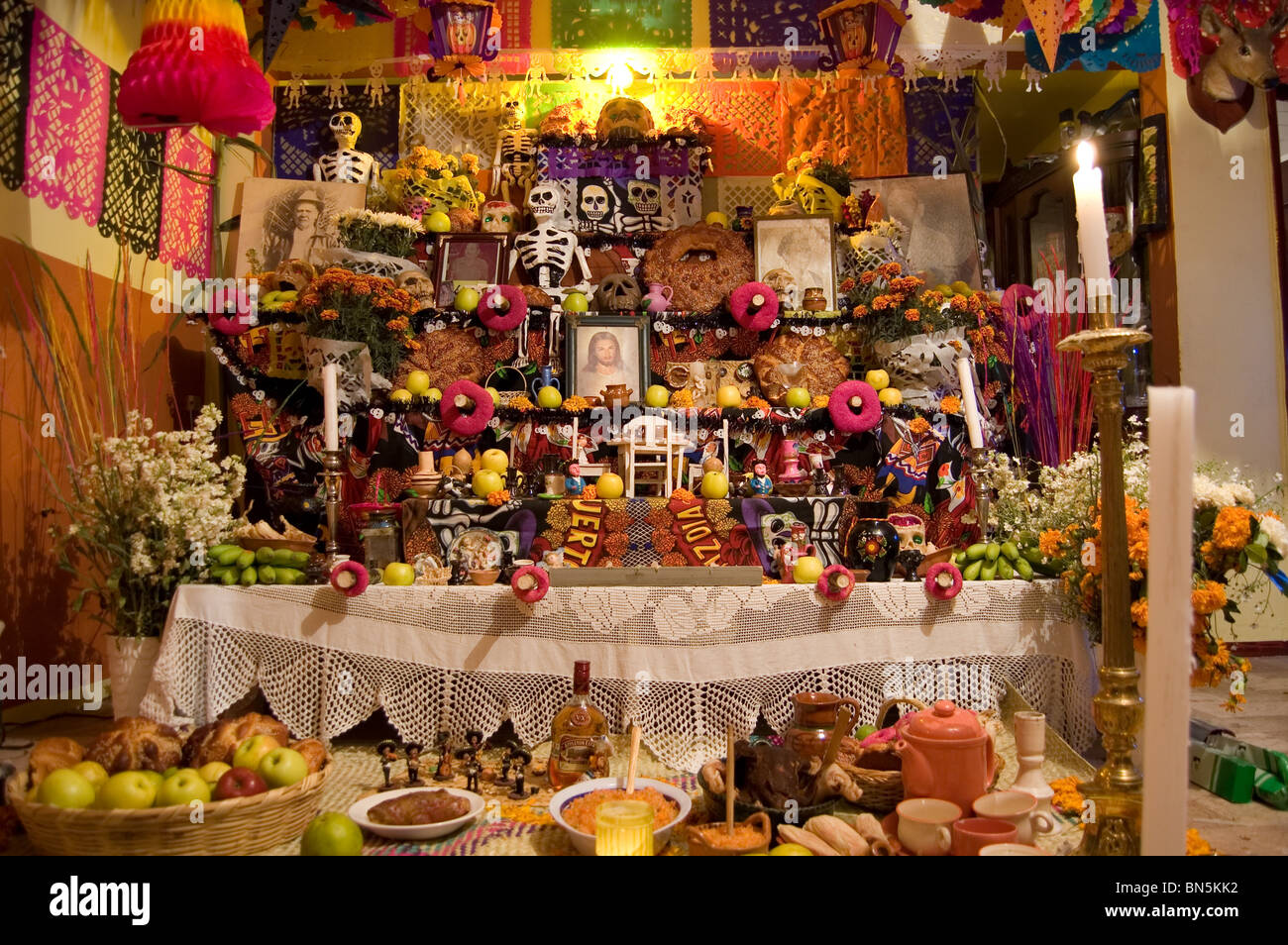 Day Of The Dead Food Ideas