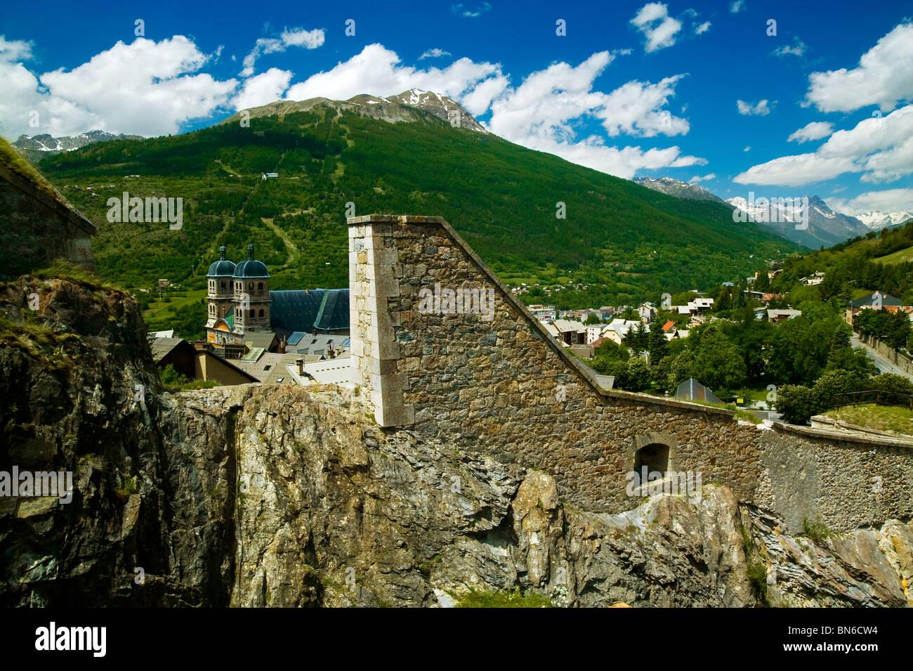 BRIANCON, HAUTES-ALPES, PACA, FRANCE - Stock Image
