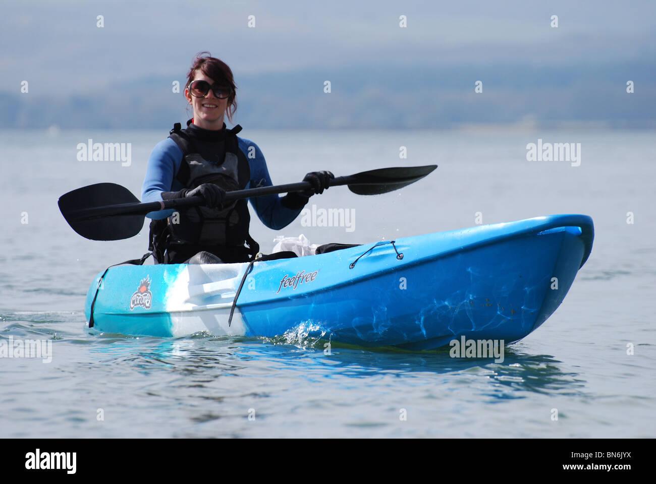 sit on top kayak stock photos sit on top kayak stock images alamy