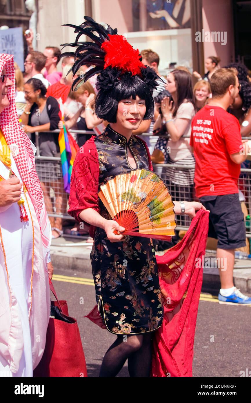 Oriental gays