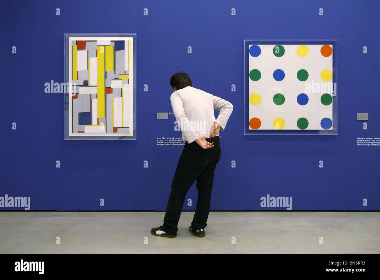 Museum der Moderne, Salzburg, Austria Stock Photo