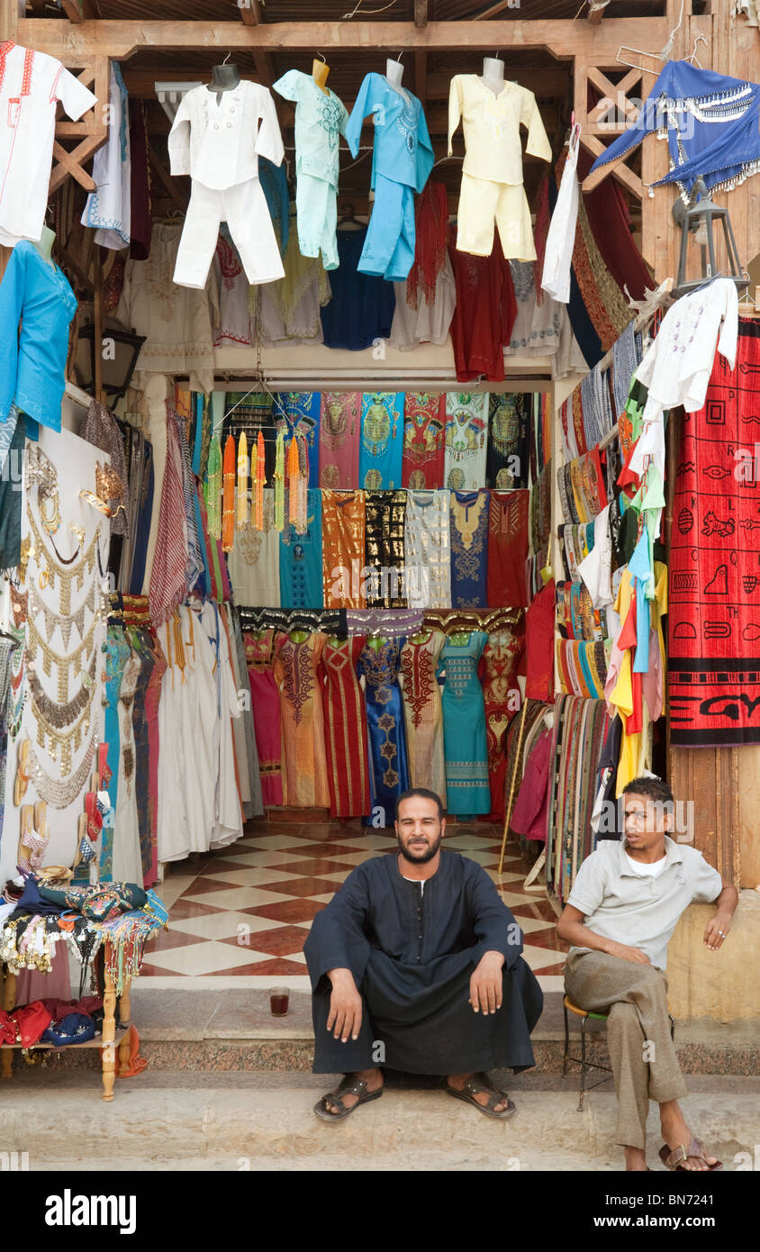 Egyptian clothing stores