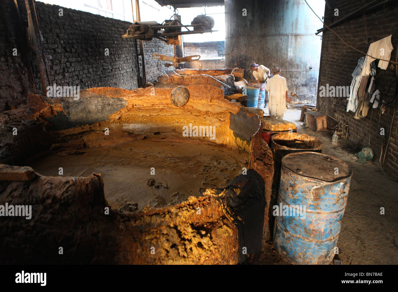 Soap factory in islamabad, Pakistan Stock Photo: 30280726 - Alamy