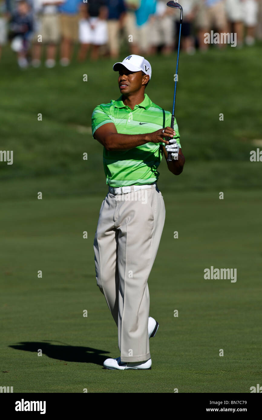 2010 AT&T National - Stock Image