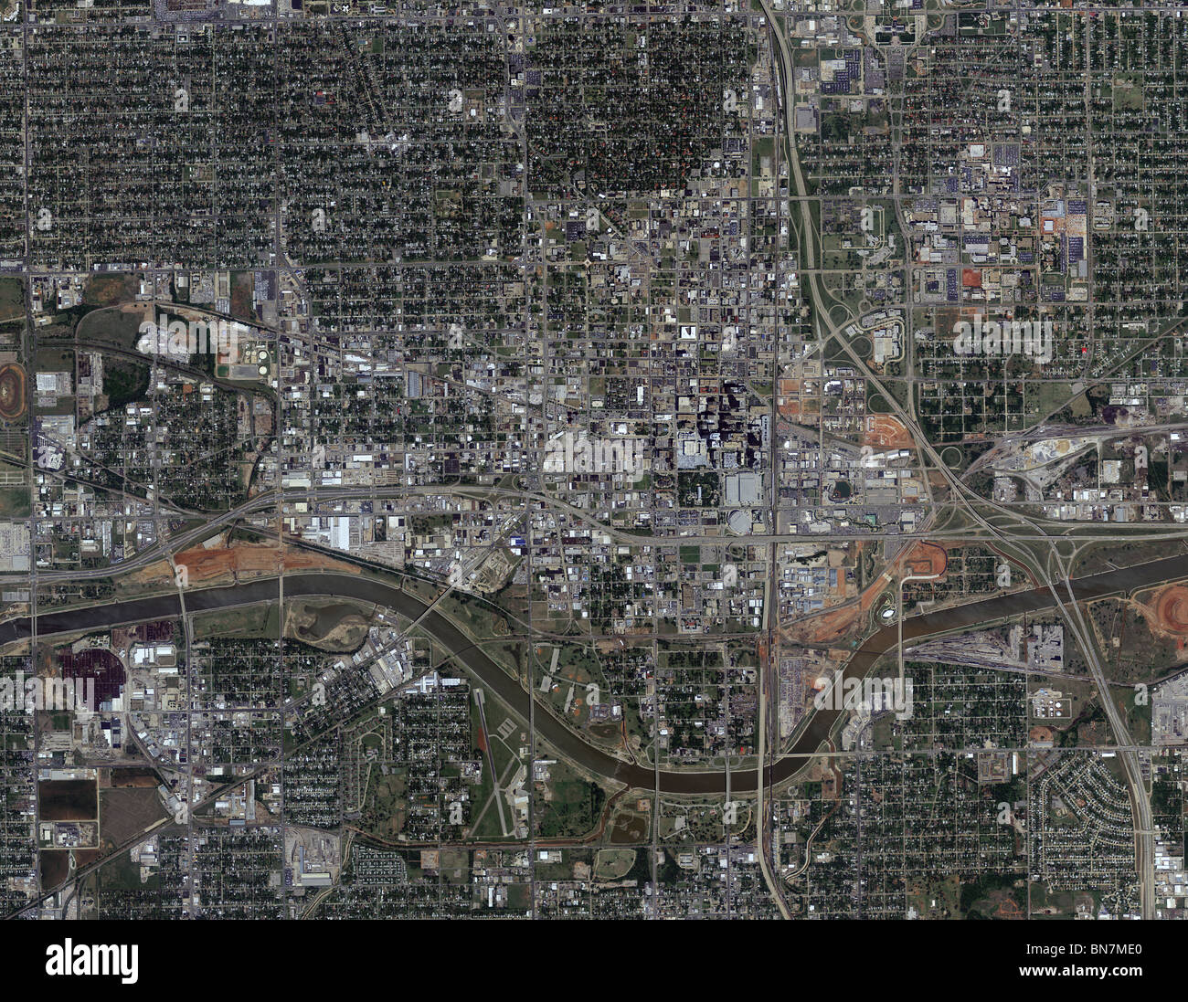 aerial map view above Oklahoma City river Stock Photo ... on a map of oklahoma, weather of oklahoma, world map of oklahoma, contour map of oklahoma, green map of oklahoma, detailed map of oklahoma, county map of oklahoma, physical map of oklahoma, aerial view of tulsa oklahoma, winds of oklahoma, aerial map of edmond oklahoma, seismic map of oklahoma, the map of oklahoma, hd map of oklahoma, topo map of oklahoma, elevation of oklahoma, street map of oklahoma, osage nation of oklahoma, pdf map of oklahoma, google maps oklahoma,