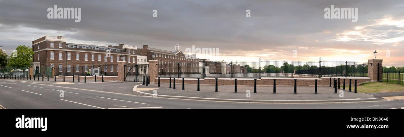 Royal Artillery Barracks, Woolwich Barracks - Stock Image