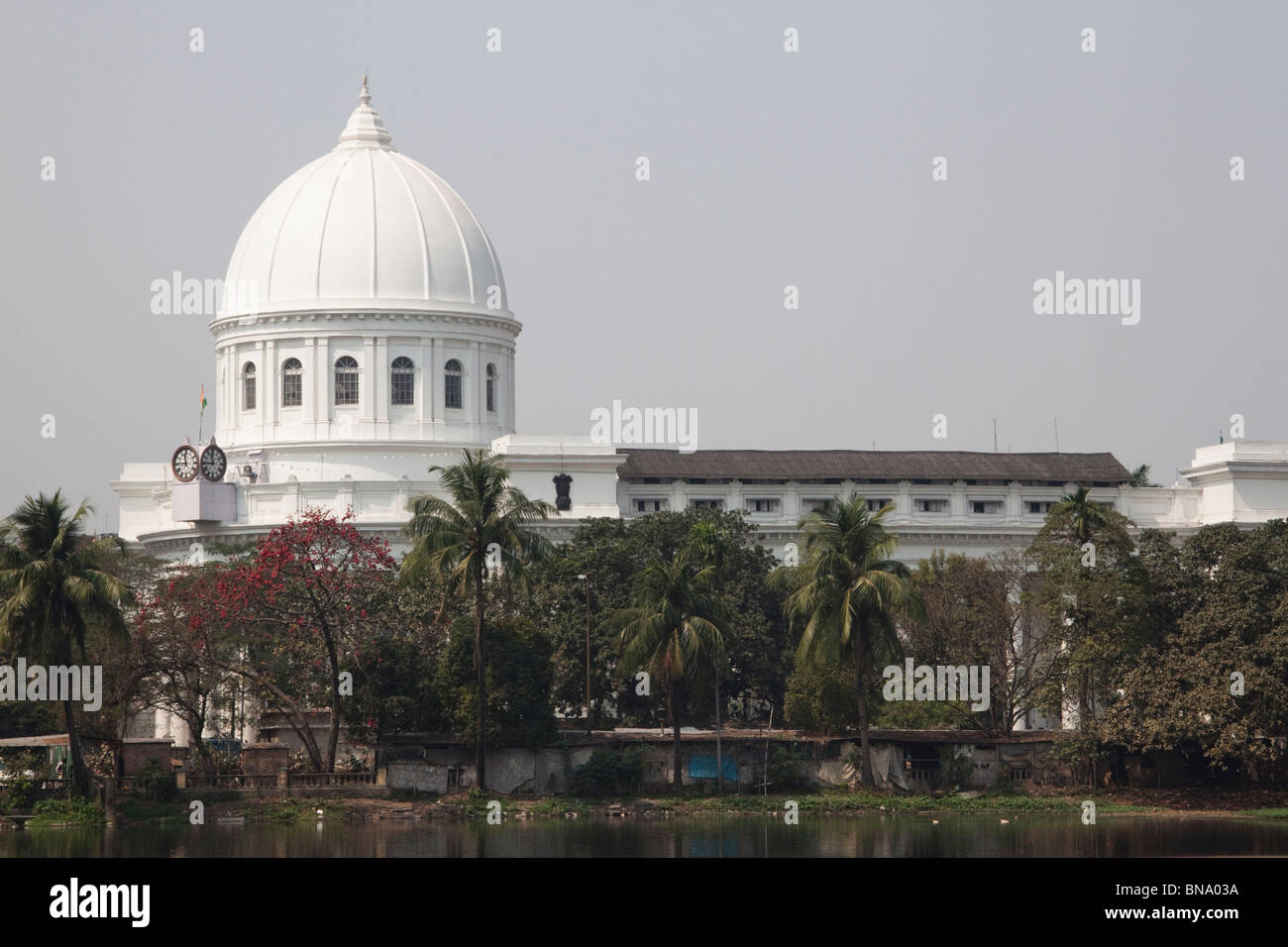 The GPO (General Post Office) building in Kolkata (Calcutta), West Bengal, India. - Stock Image