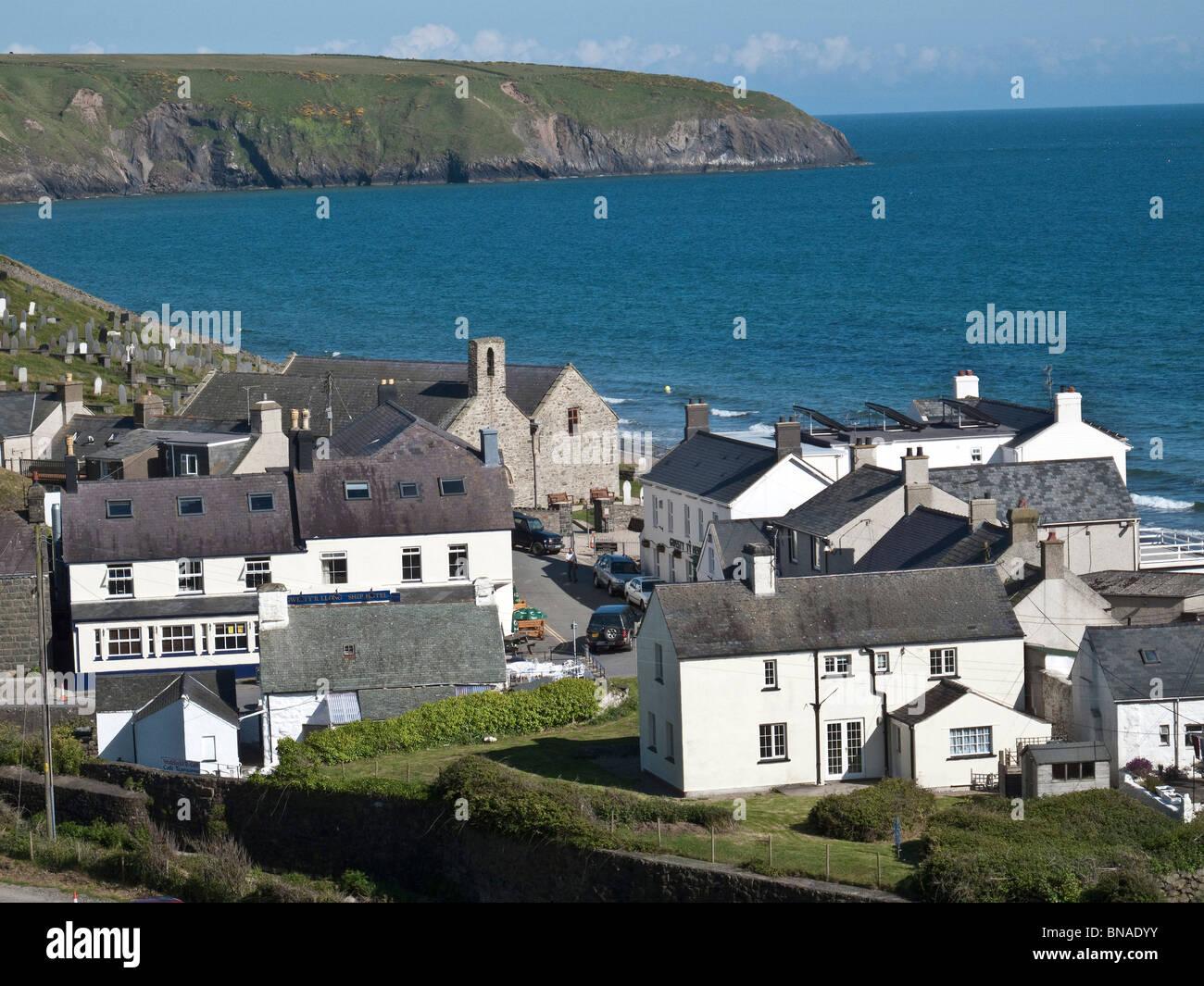 Aberdaron Wales Stock Photos & Aberdaron Wales Stock Images - Alamy