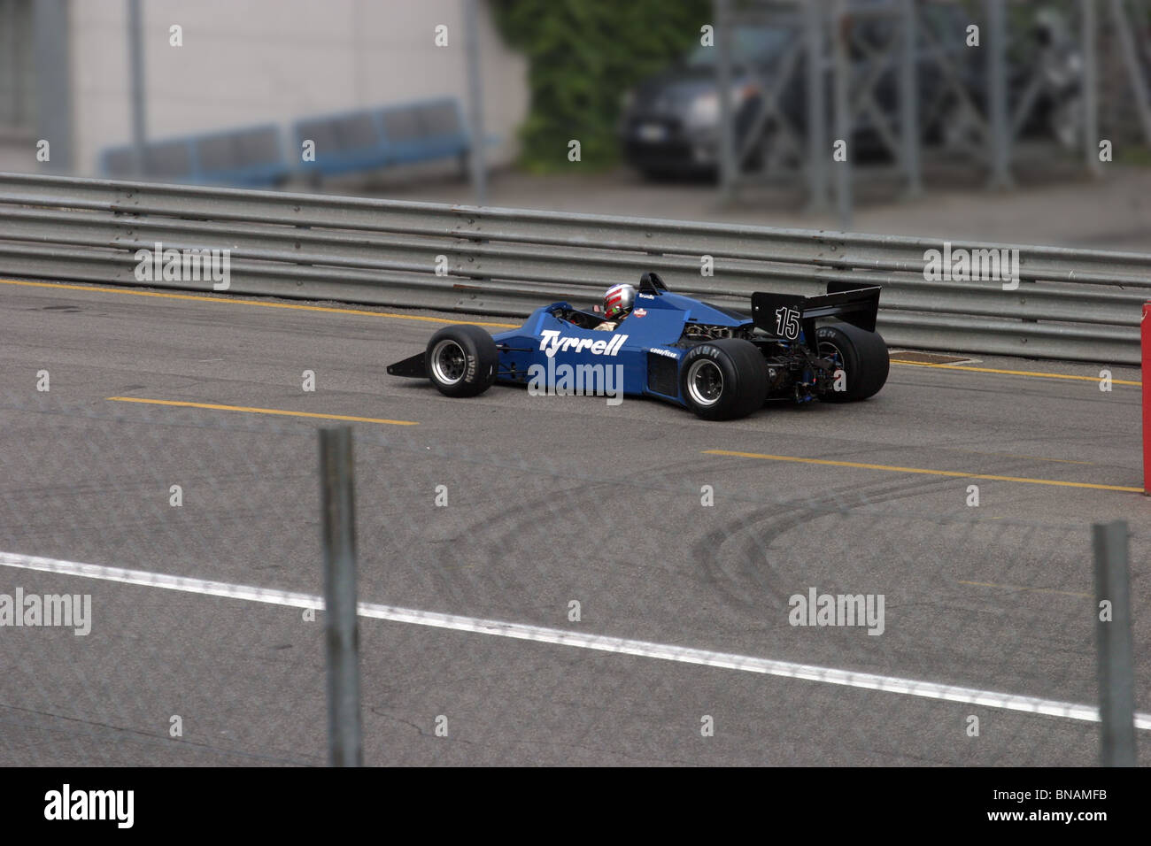 Formula 1 Race car  - Stock Image