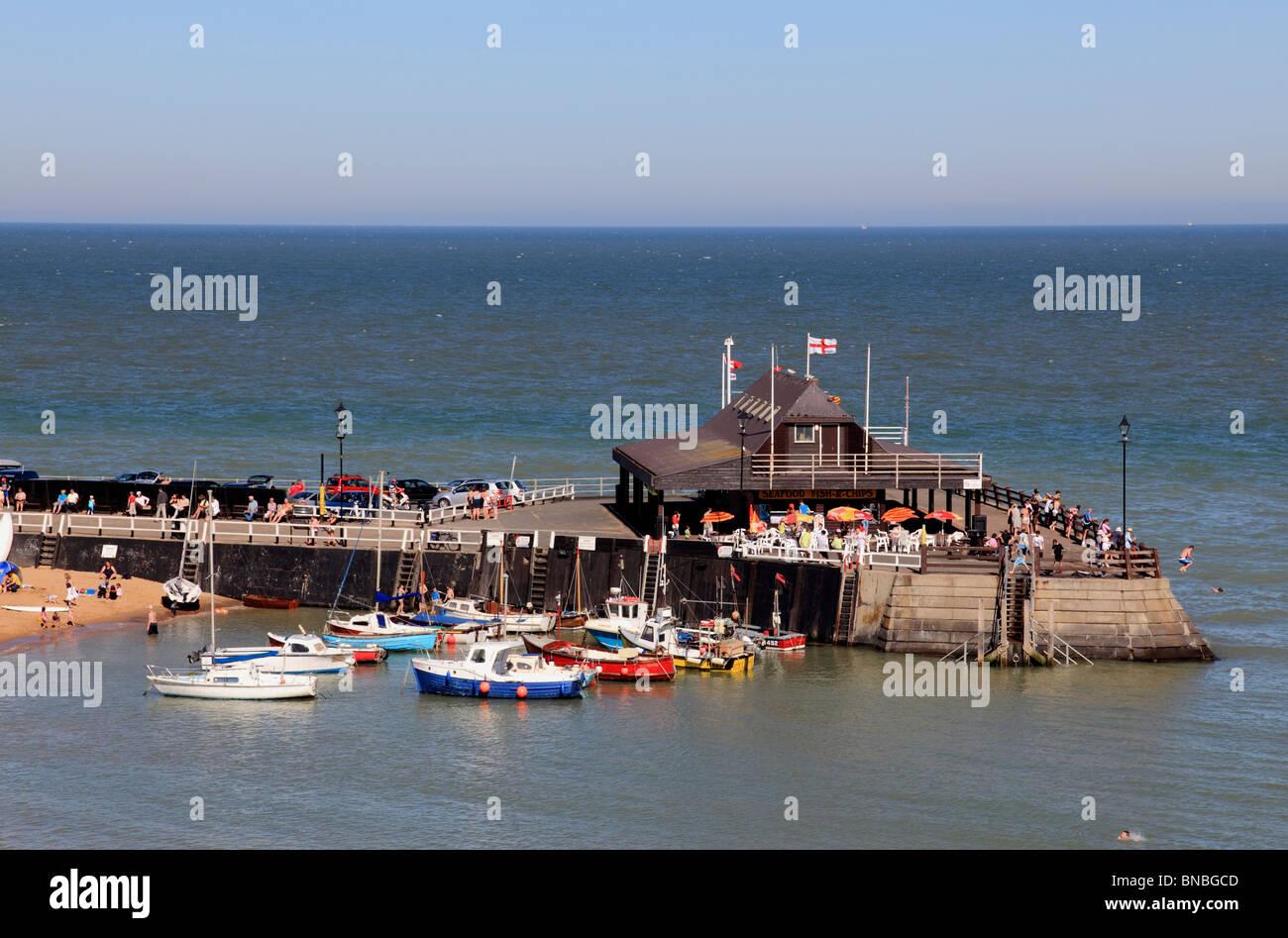 3189. Viking Bay, Broadstairs, Kent, UK - Stock Image