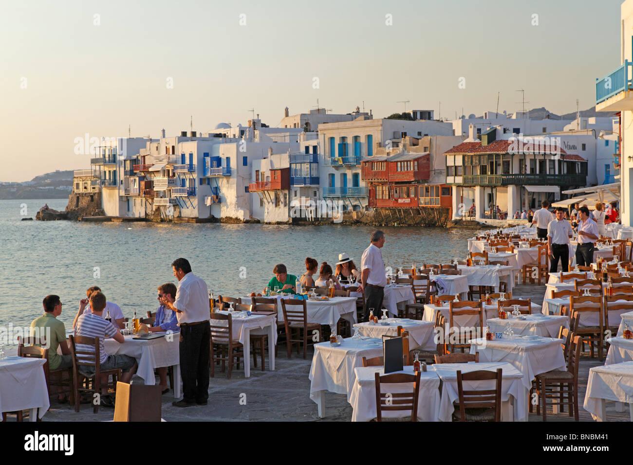 Venice Island Restaurants