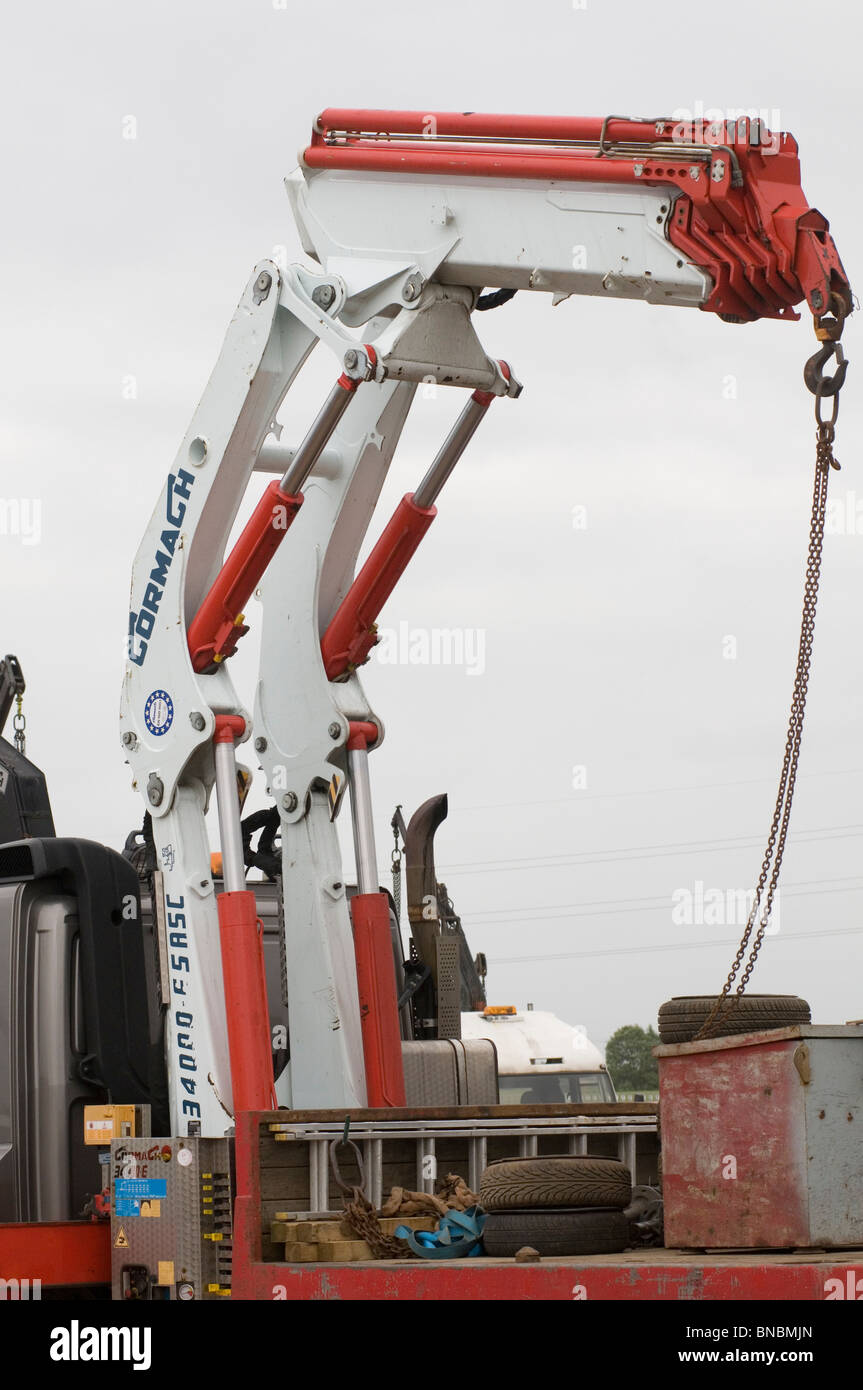 hiab 070 crane specification