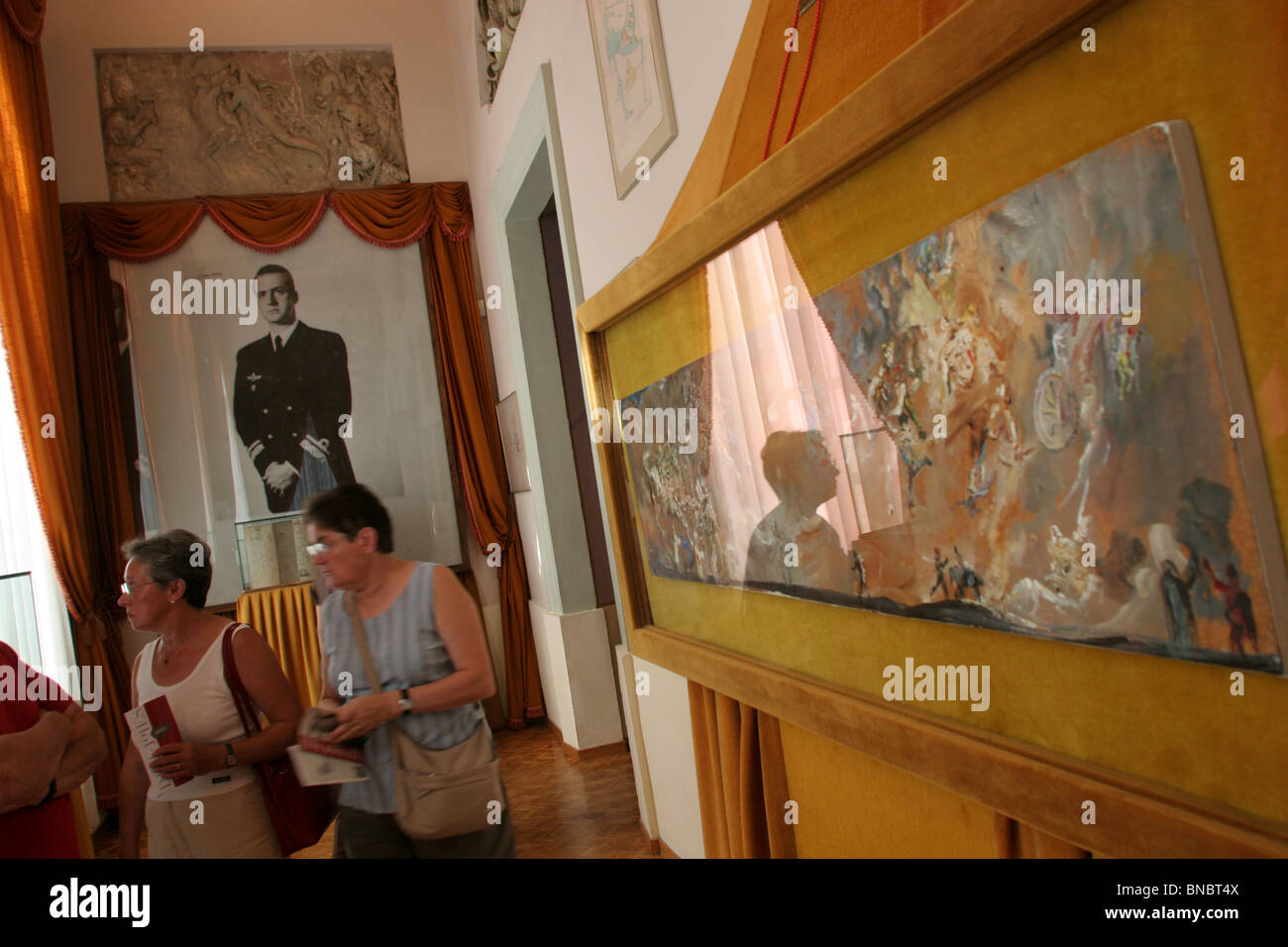 Salvador Dali Museum, Figueres, Catalonia, Spain. Sept 2006 - Stock Image