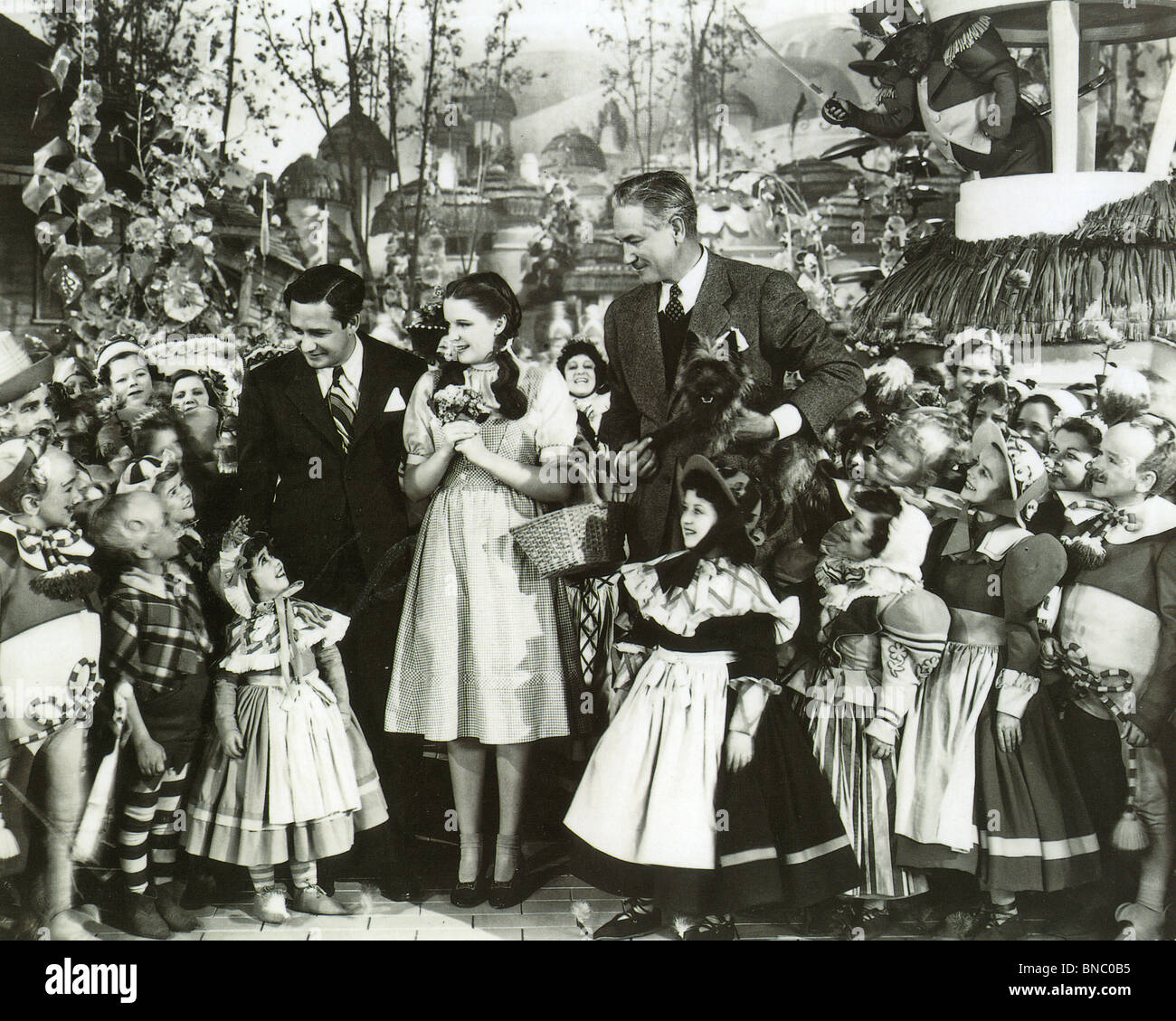 THE WIZARD OF OZ  I939 MGM film - Stock Image