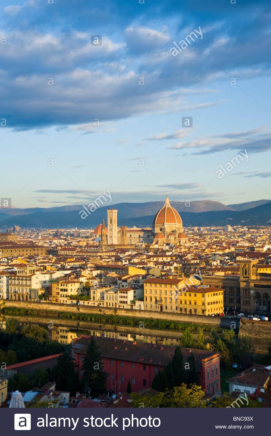 Florence, Tuscany, Italy. - Stock Image