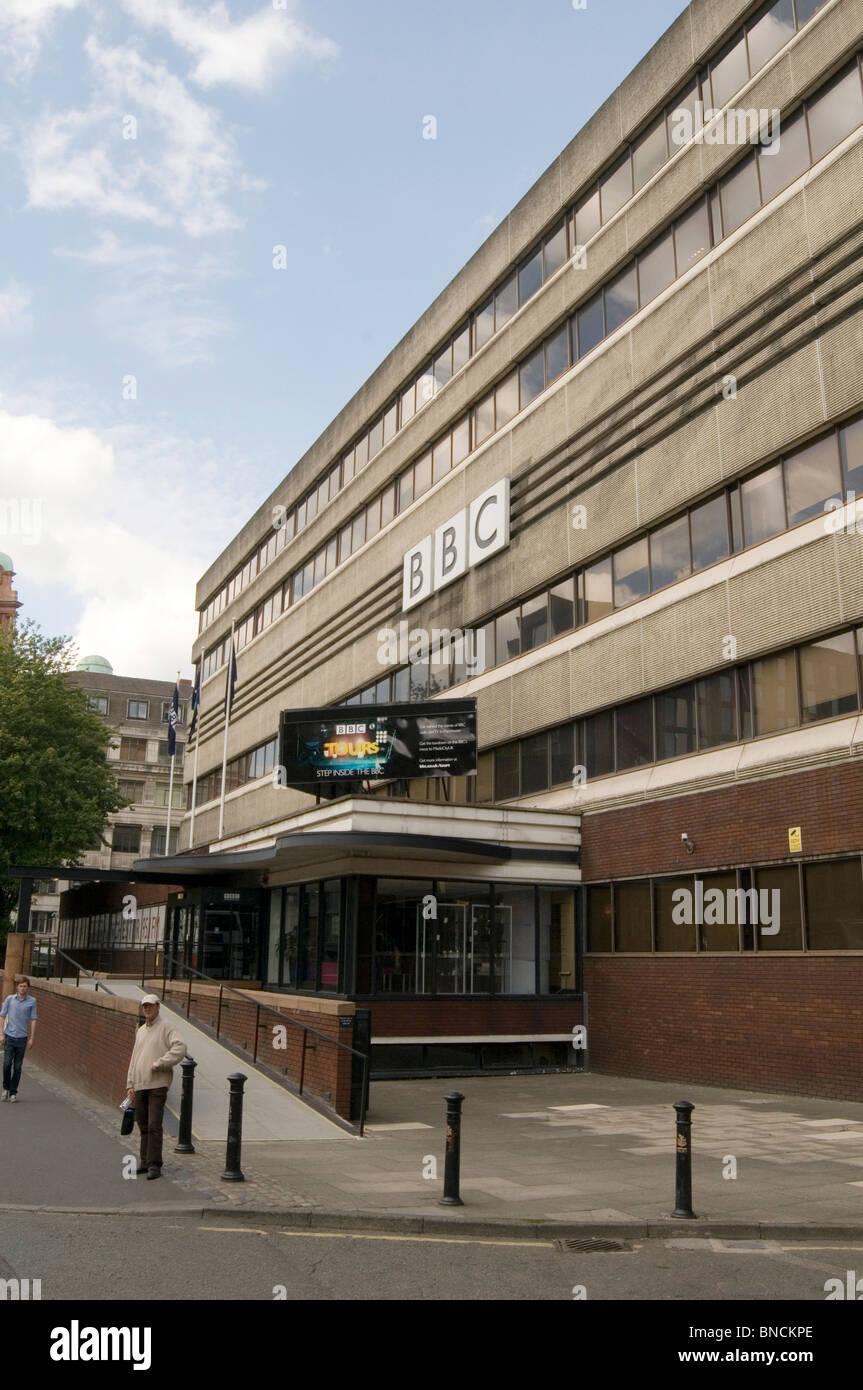 bbc Manchester new broadcasting house British broadcasting Stock