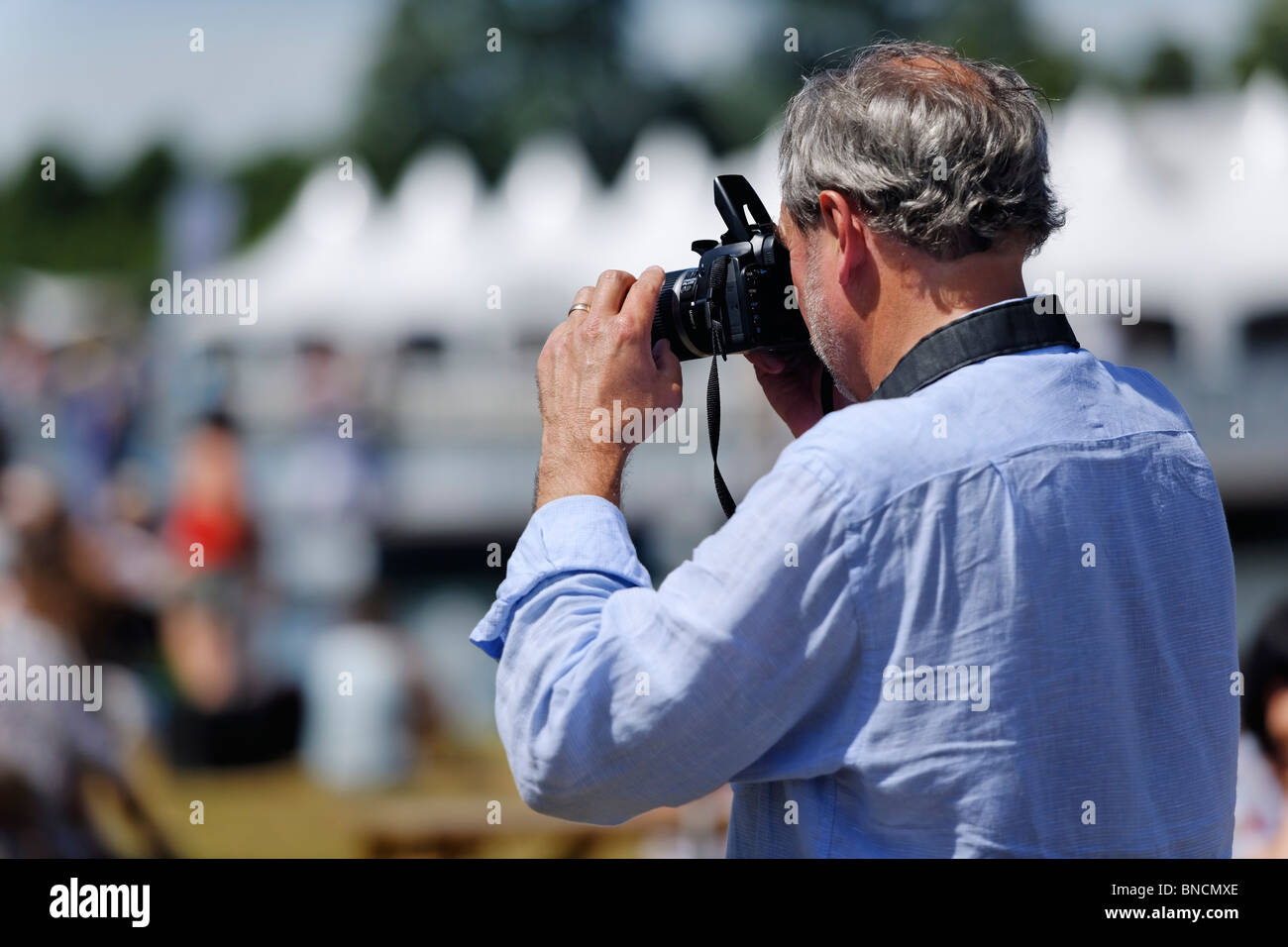 A Photographer - Stock Image