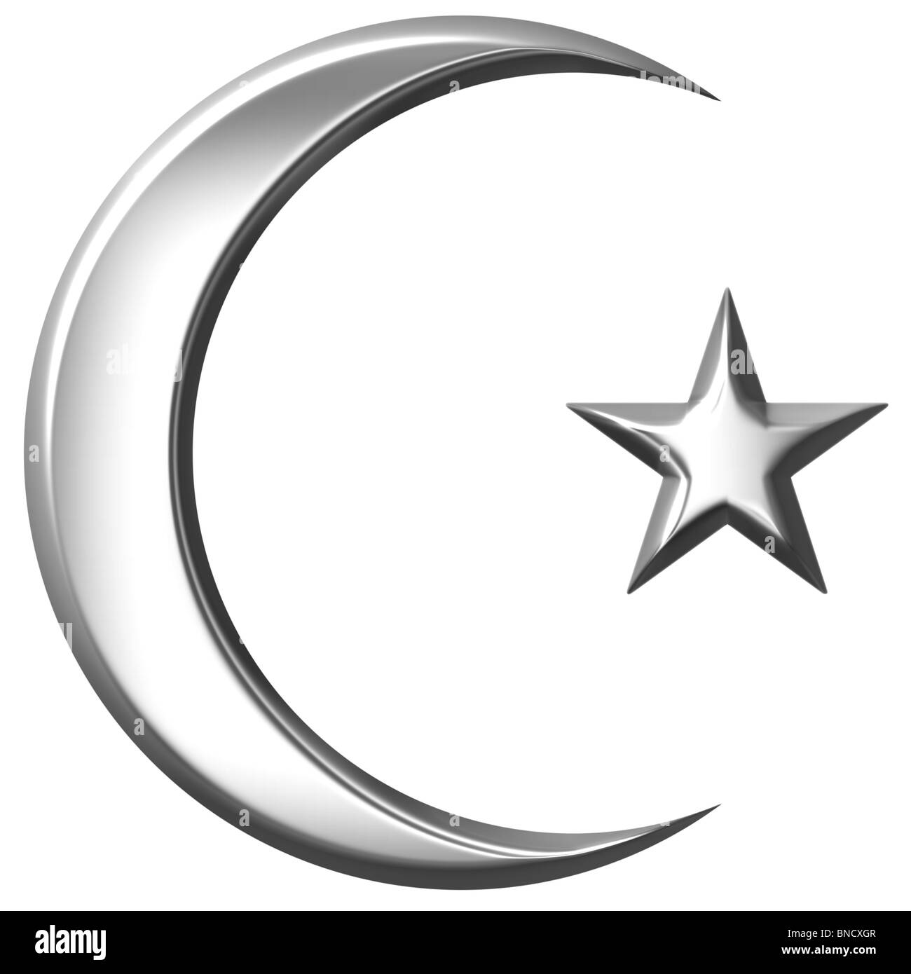 Muslim Religion Black And White Stock Photos Images Alamy
