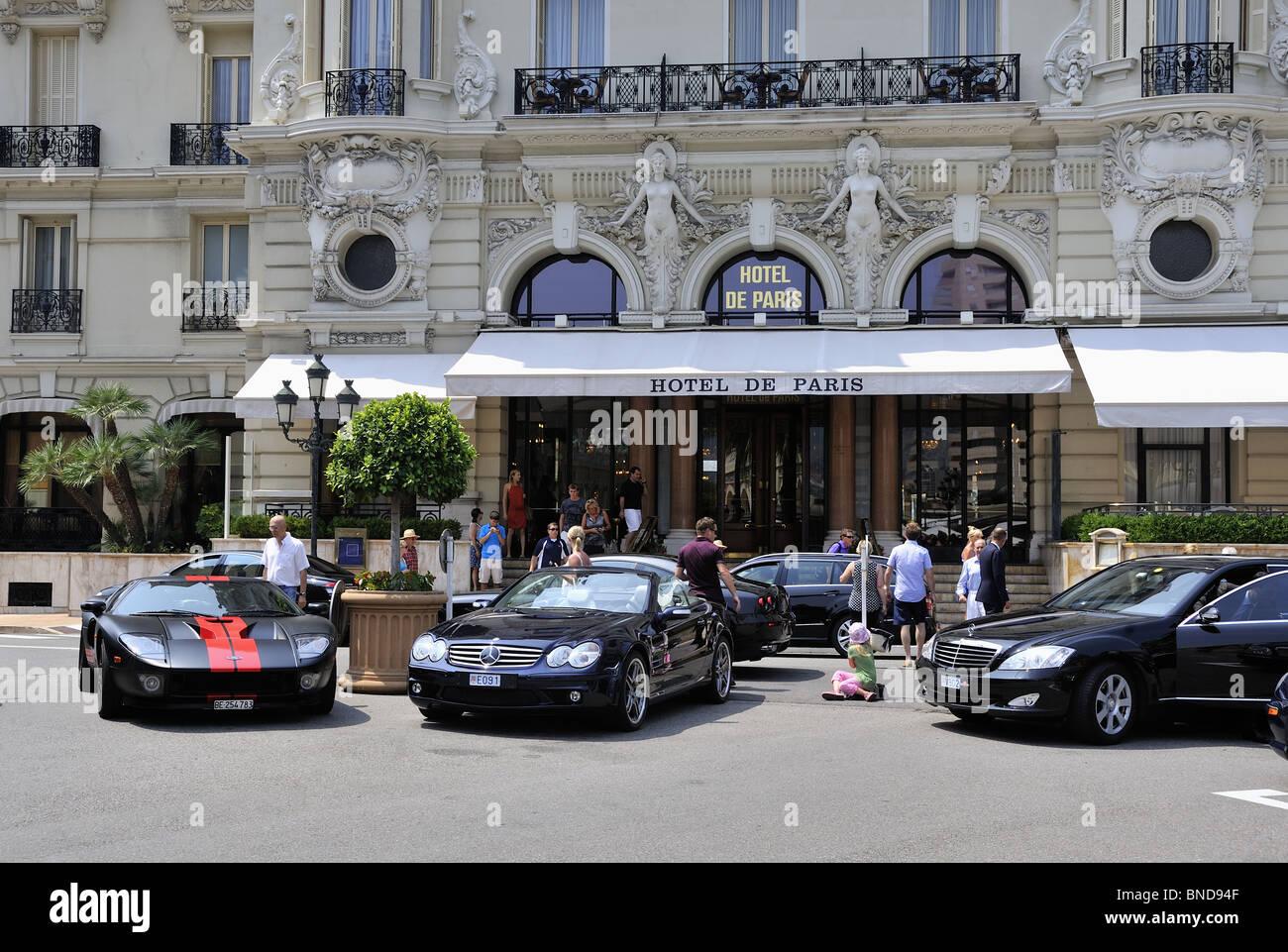Hotel Cafe De Paris Monaco