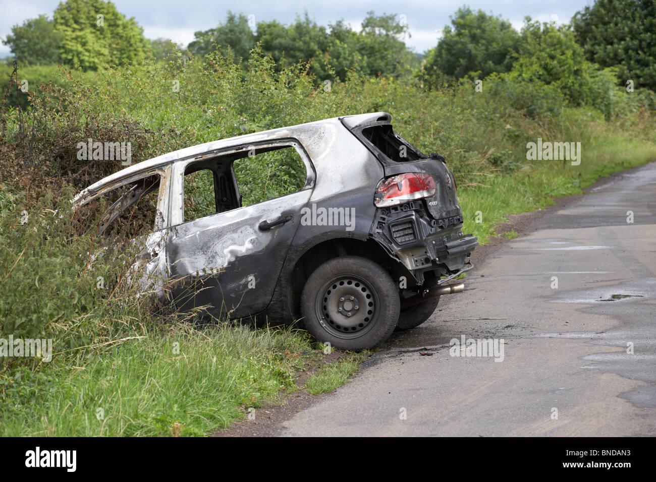 Stolen Car Accident Insurance