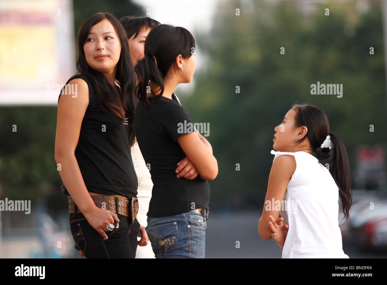 Bishkek girls