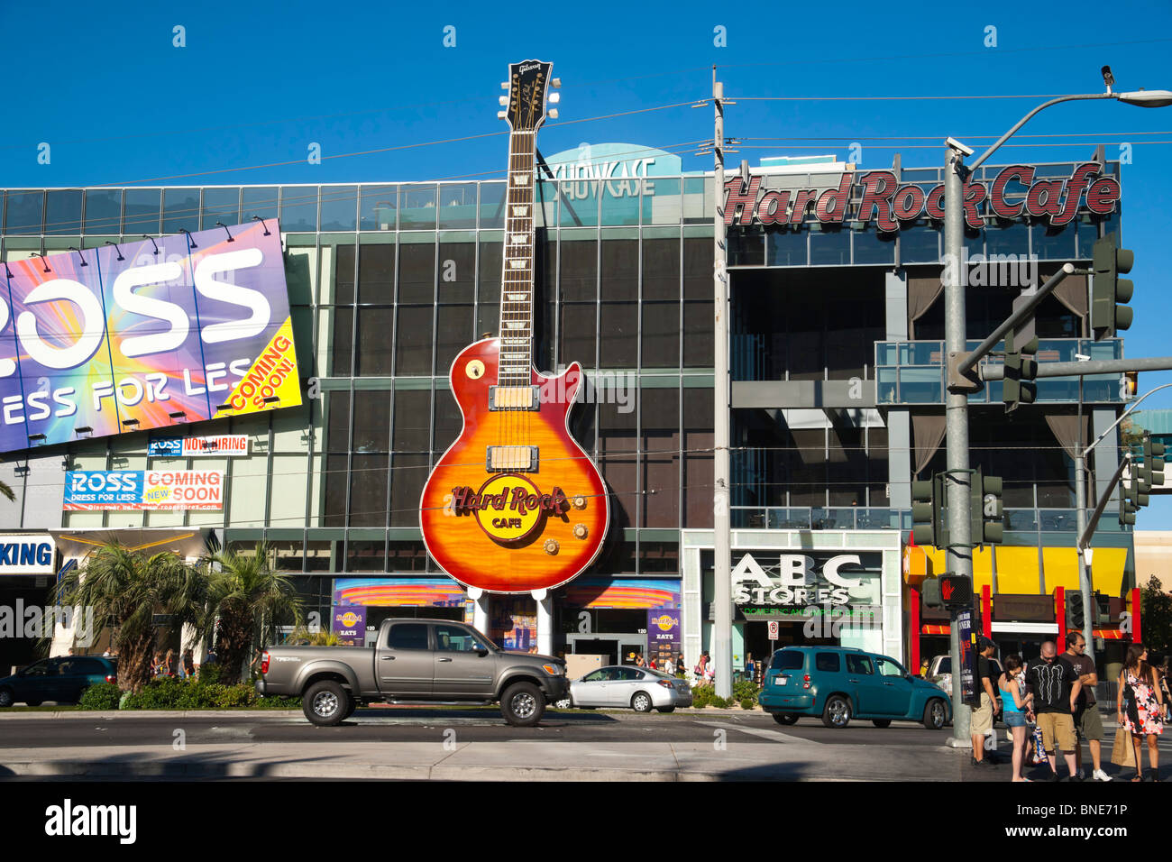 Hard Rock Cafe Resort Las Vegas