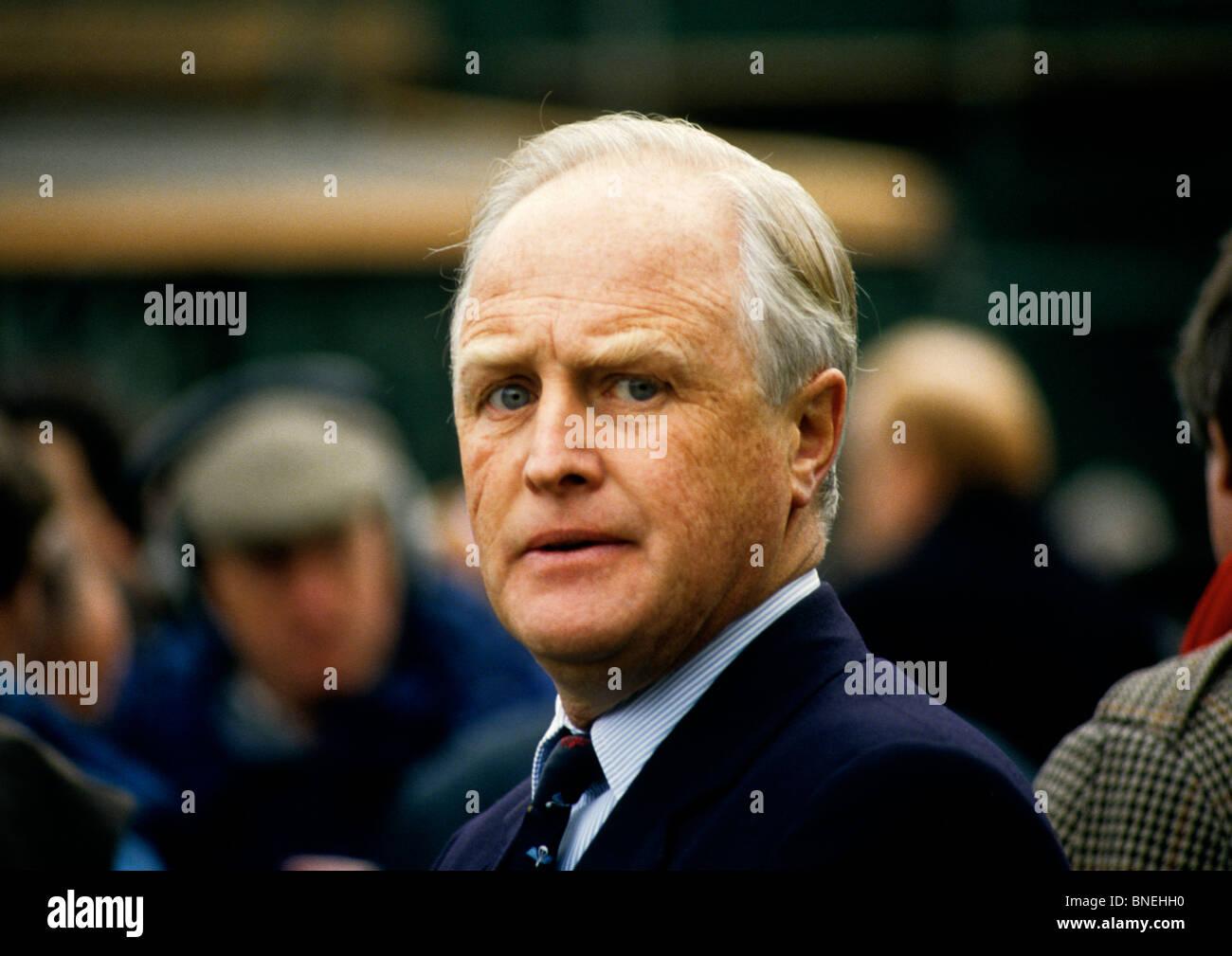 Winston Spencer-Churchill (10 October 1940 – 2 March 2010), - Stock Image