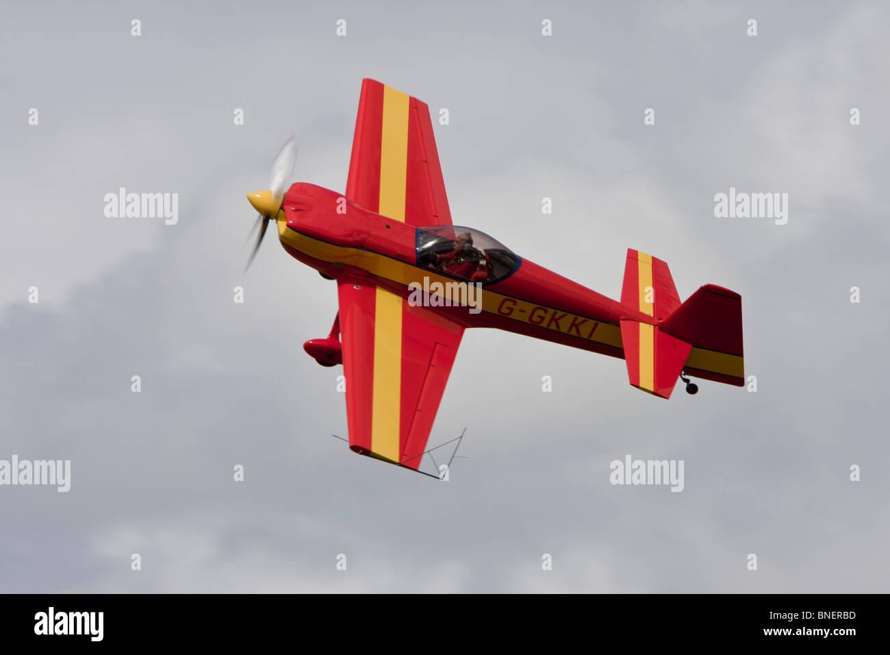 Mudry CAP-231EX, reg. G-GKKI, at Breighton - Stock Image