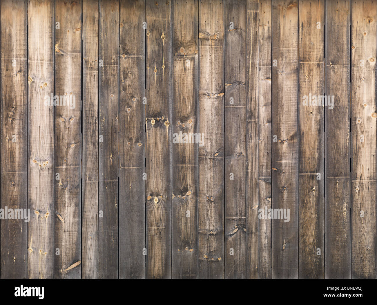 High resolution old wooden wall texture - Stock Image