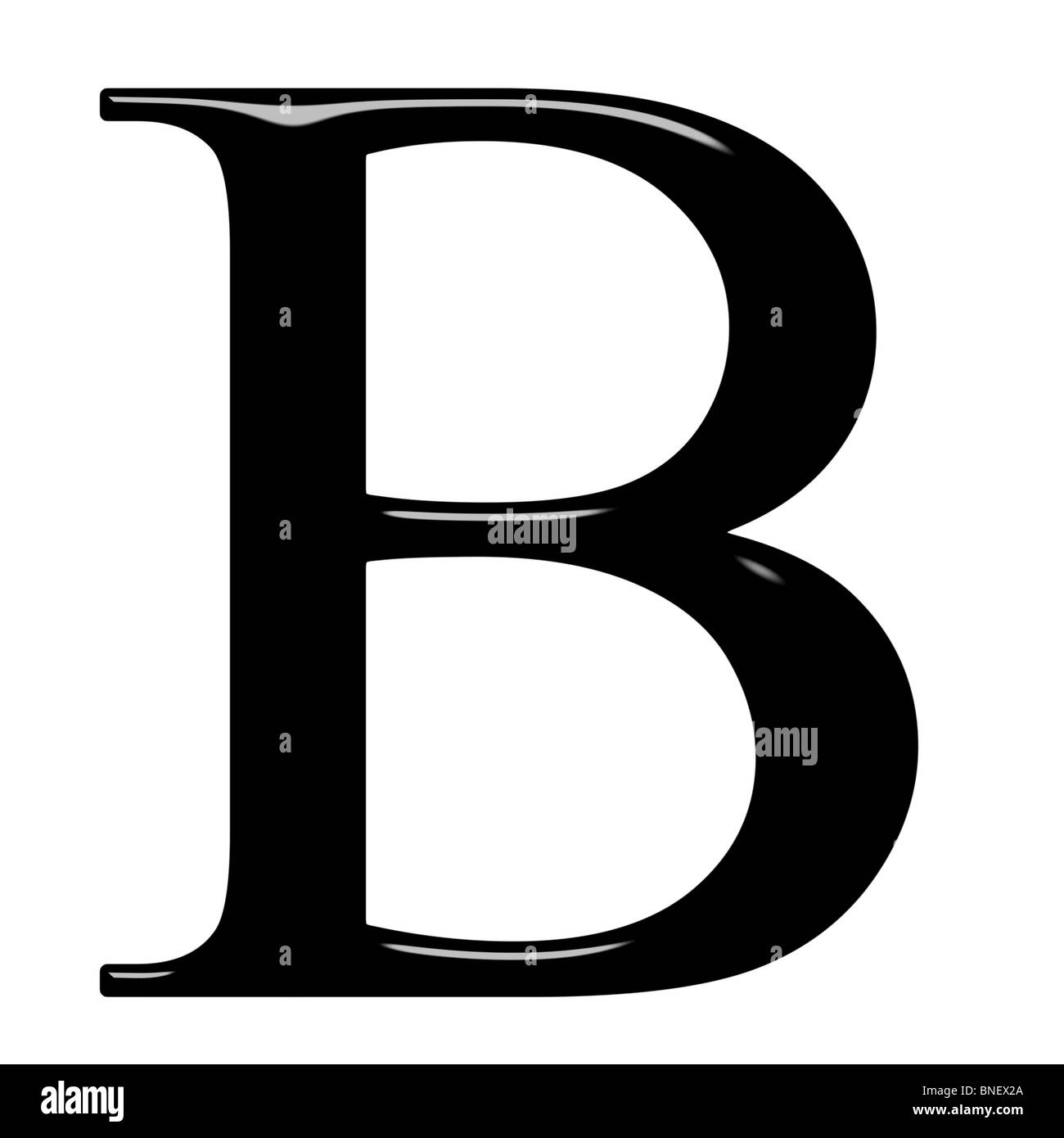 Greek Letter Beta Stock Photos Greek Letter Beta Stock Images Alamy