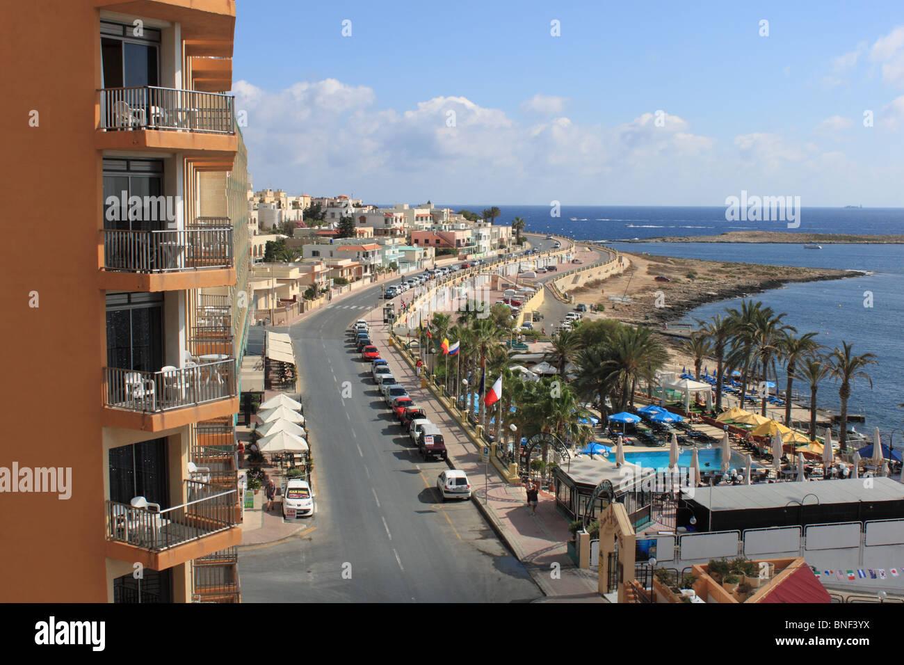 Qawra Palace Hotel Seafront Lido Dawret Il Qawra Qawra Buġibba