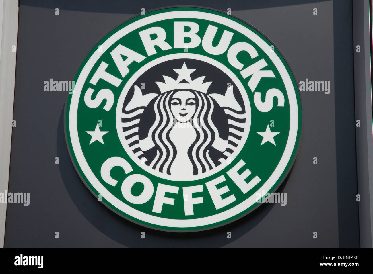 Starbucks Coffee Logo Stock Photos Starbucks Coffee Logo Stock