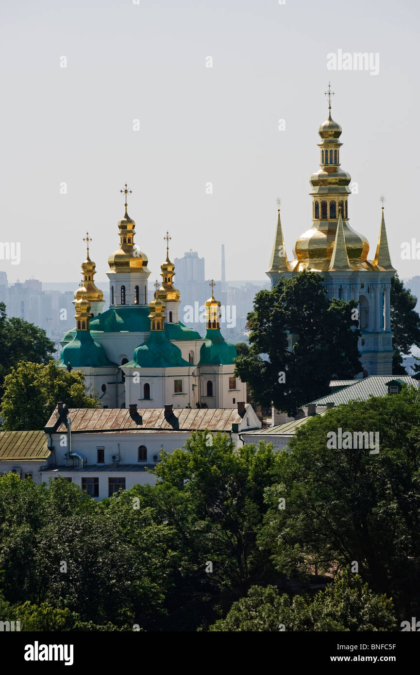 The Lavra, Unesco World Heritage Site, Kiev, Ukraine, Eastern Europe - Stock Image