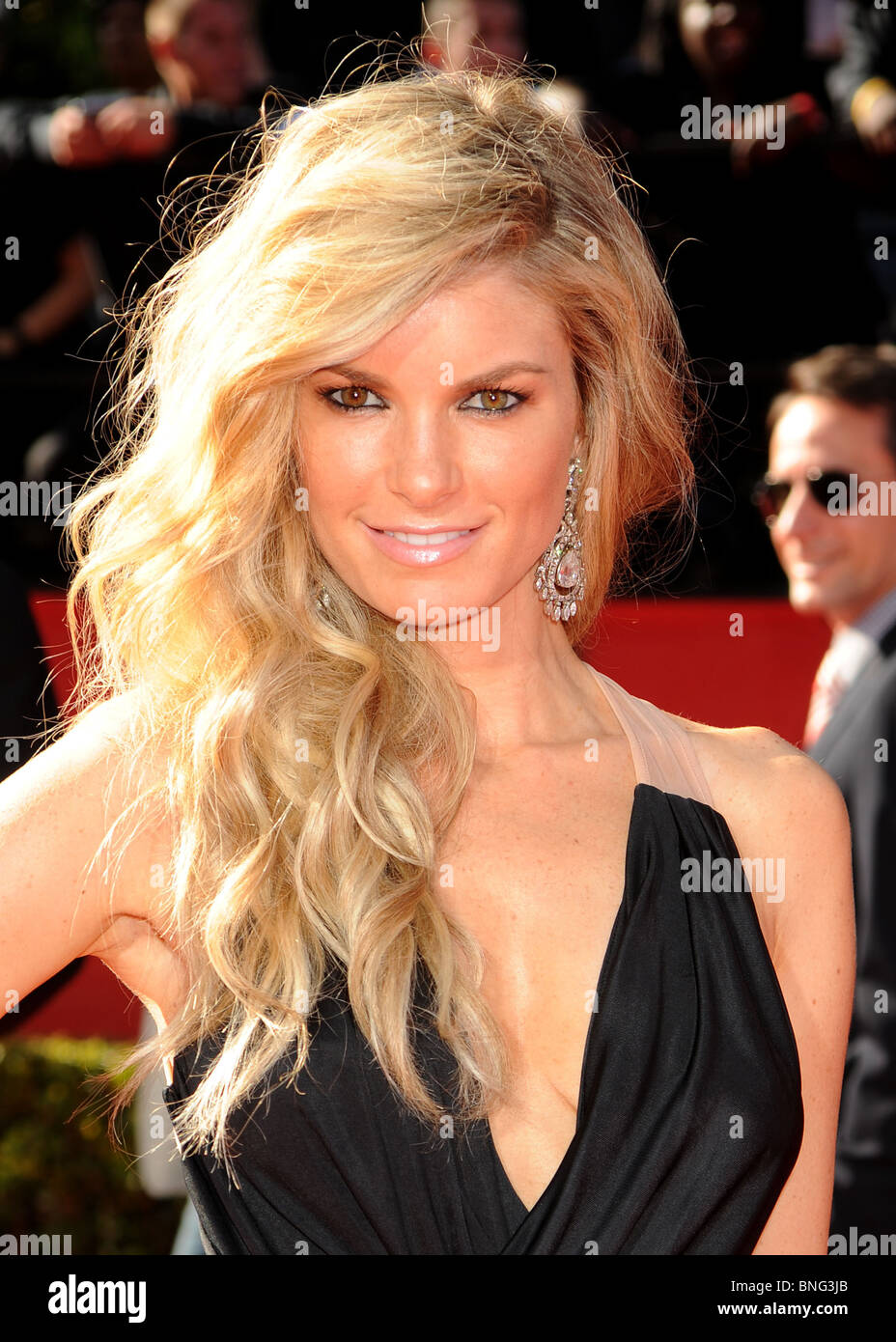MARISA MILLER - US model in July 2010 - Stock Image