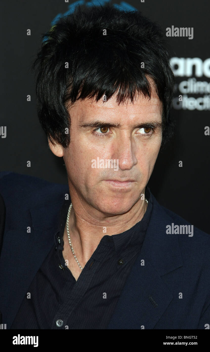 JOHNNY MARR INCEPTION LOS ANGELES PREMIERE LOS ANGELES CALIFORNIA USA 13 July 2010 - Stock Image