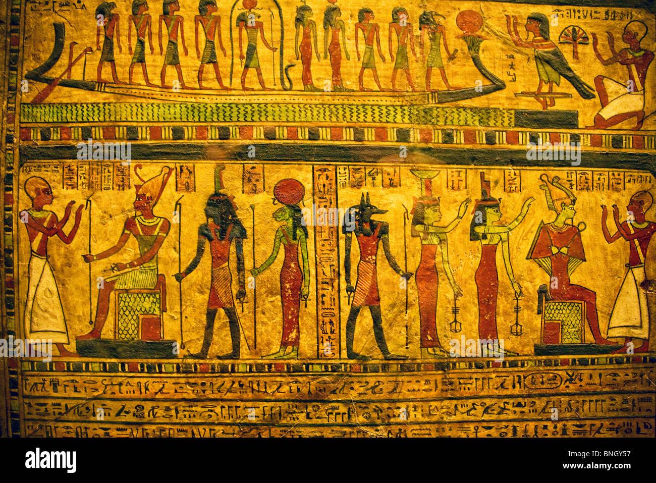 ancient egyptian gods stock photos & ancient egyptian gods stock