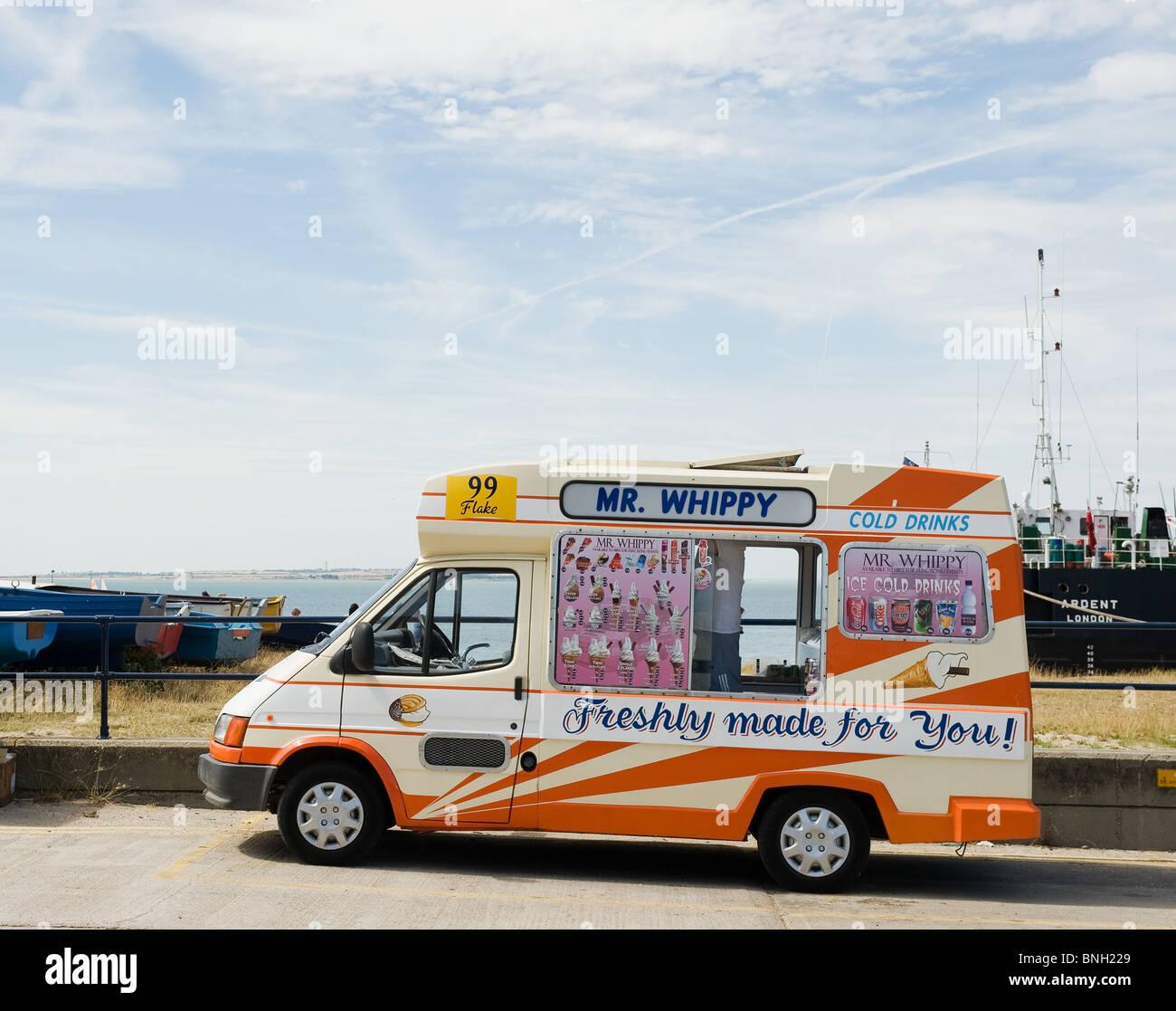 9c5b923d52 Mr Whippy Ice Cream Van Stock Photos   Mr Whippy Ice Cream Van Stock ...