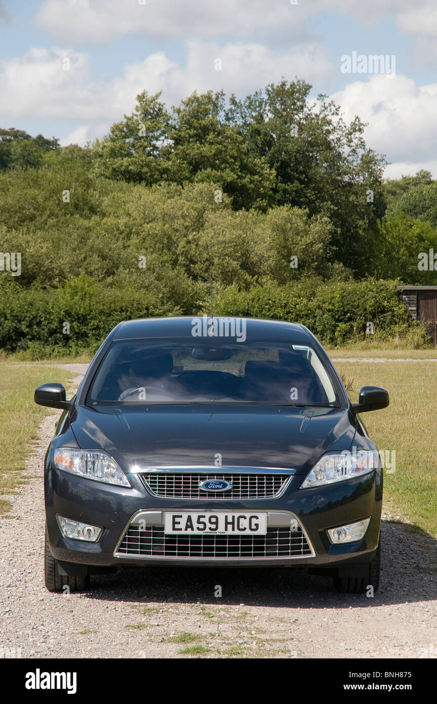 2009 Ford Mondeo TDCi Estate Stock Photo