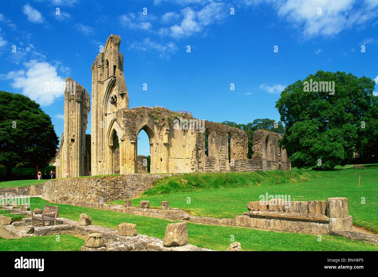 Glastonbury somerset united kingdom