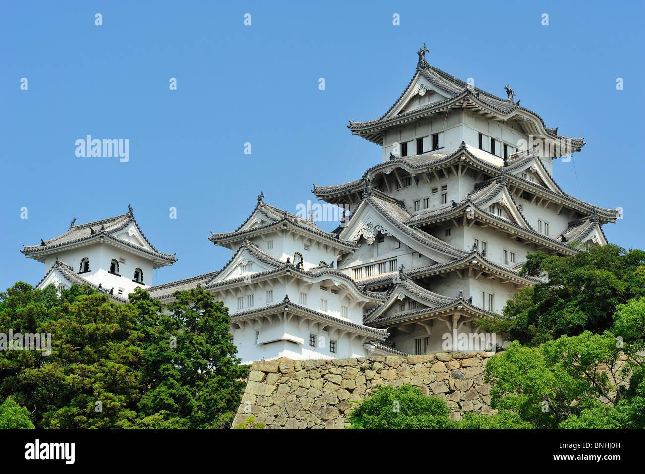 Japan himeji castle himeji city hyogo prefecture honshu island japan himeji castle himeji city hyogo prefecture honshu island unesco world heritage site architecture asia castle donjon publicscrutiny Images