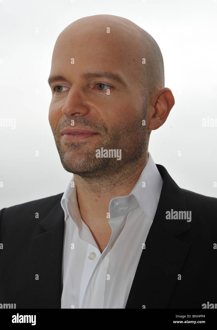 Marc Forster 2008 Switzerland Quantum of Solace portrait event film director screenwriter film movie cinema James - Stock Image