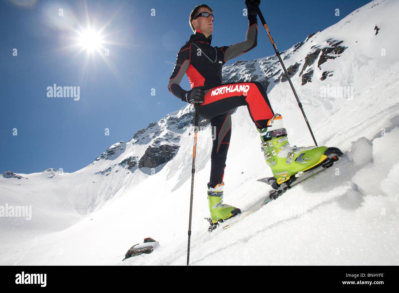 ski skiing winter sports sport snow freerider freeride freeriding