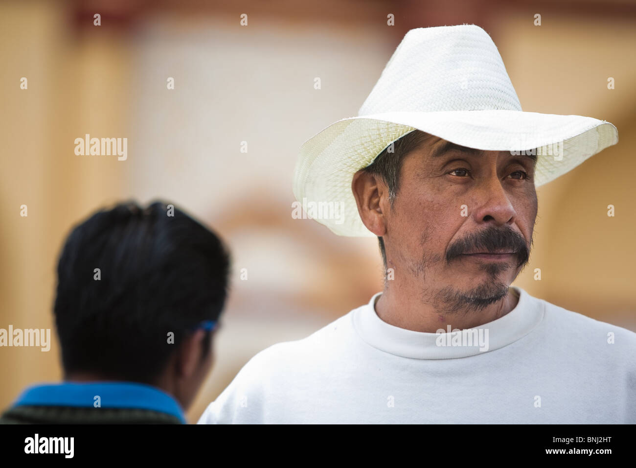 Typical mexican man