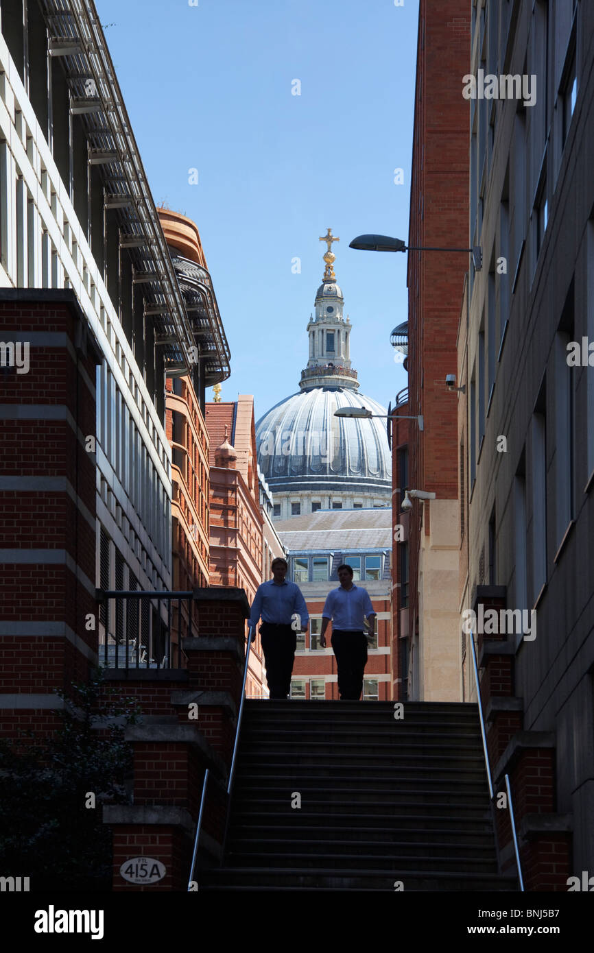 St Pauls cathedral - Stock Image