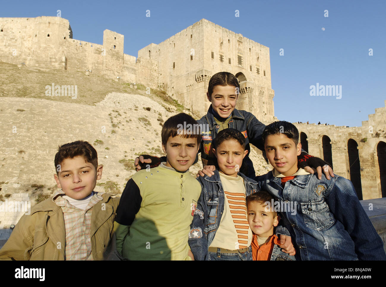Arab friendship site