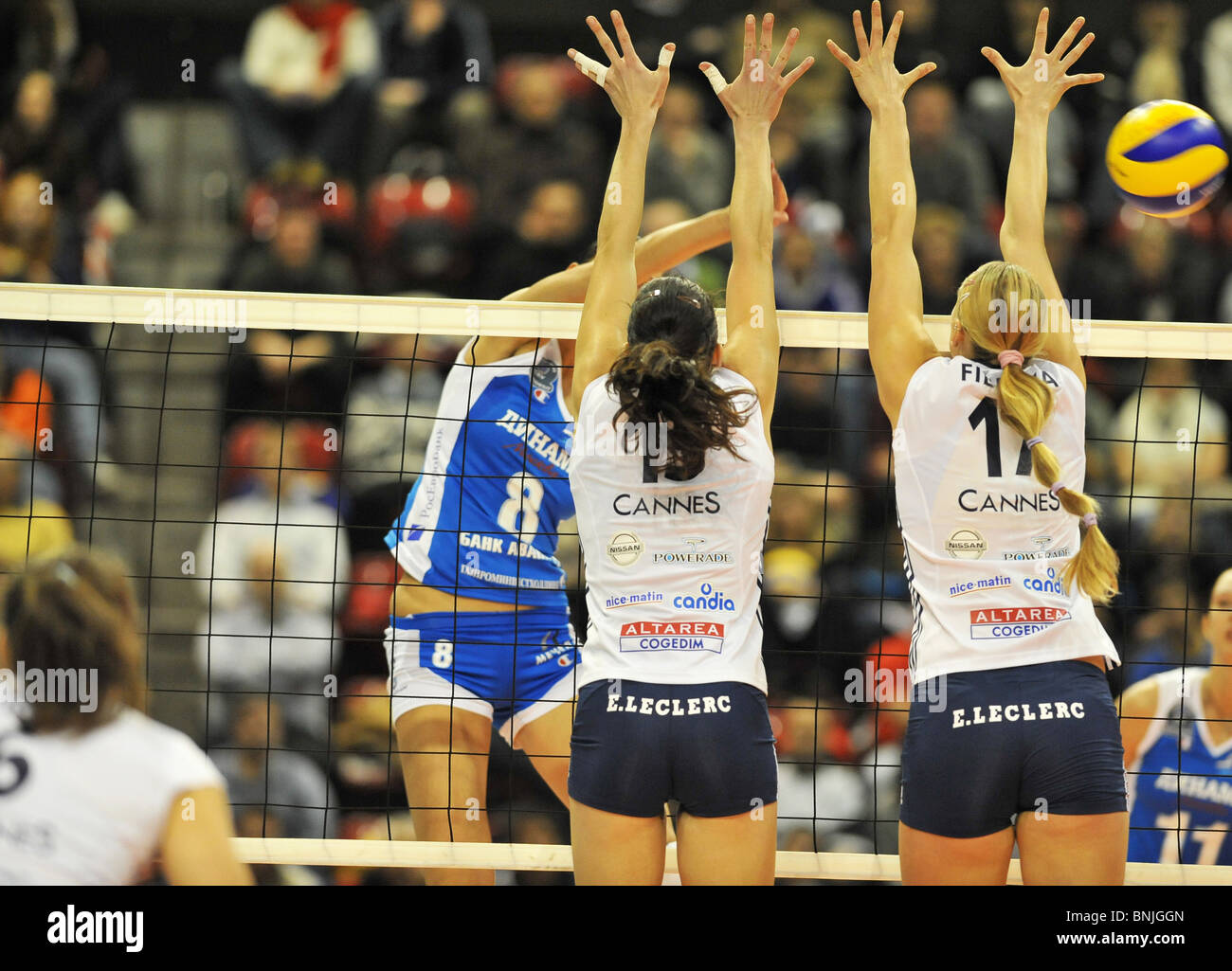 Womens Top Volley International 2008 Switzerland Basel City Tournament Playing Game Match Women Indoor Indoors Sport Sports