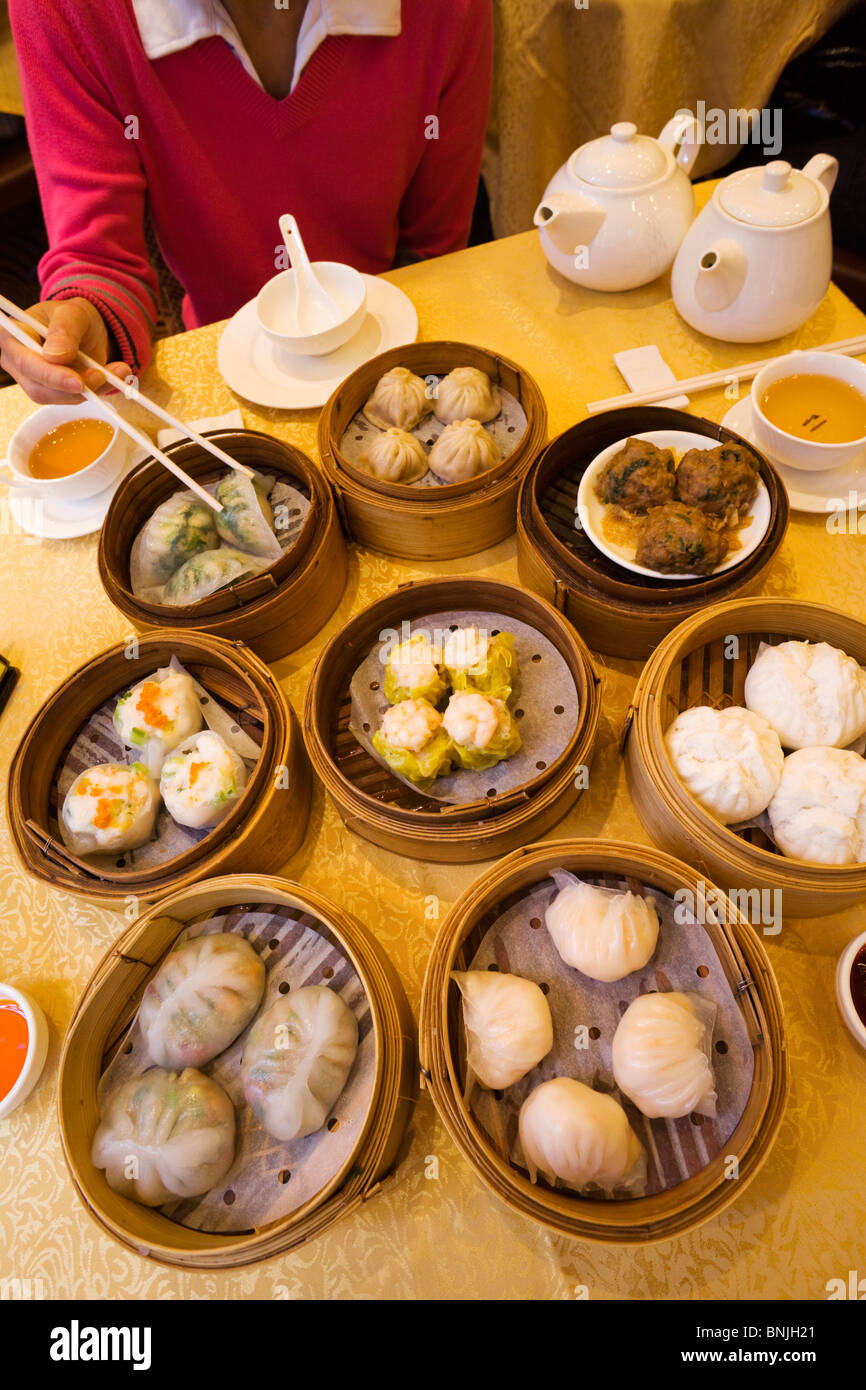 Asia China Hong Kong Chinese Dim Sum Dim Sum Yum Char ...