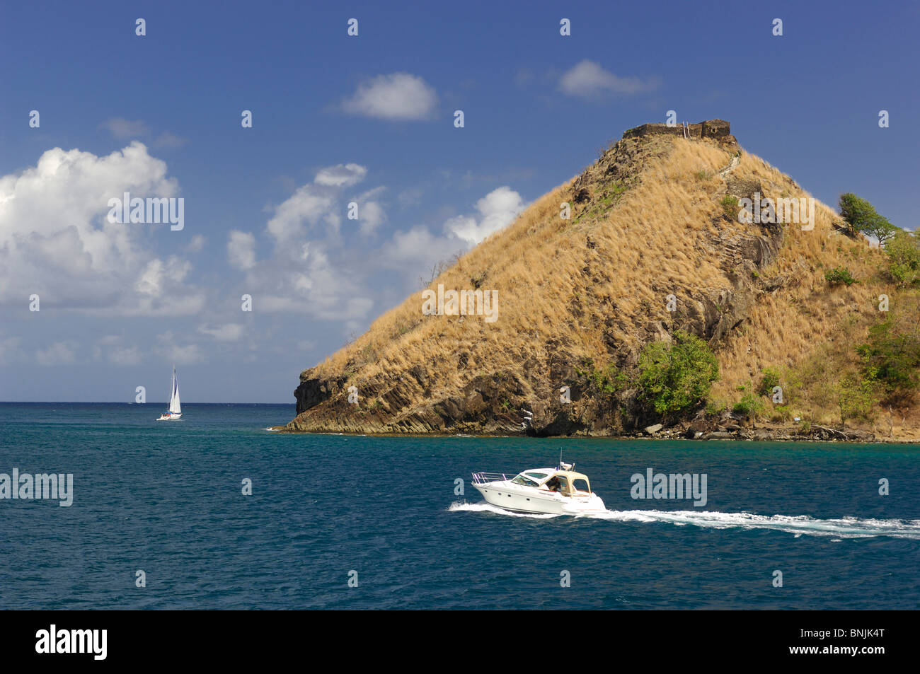 St Lucia Caribbean Sea: Rodney Stock Photos & Rodney Stock Images