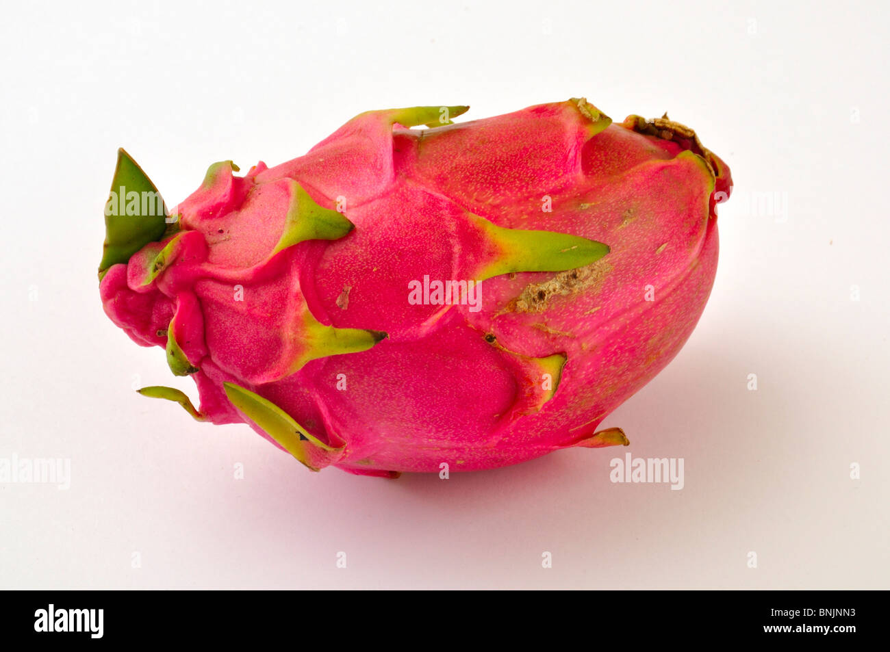 Dragon Fruit Pitaya Fruit Sweet Healthy Tropical Vitamins Fresh Enzyme Food Exotic - Stock Image