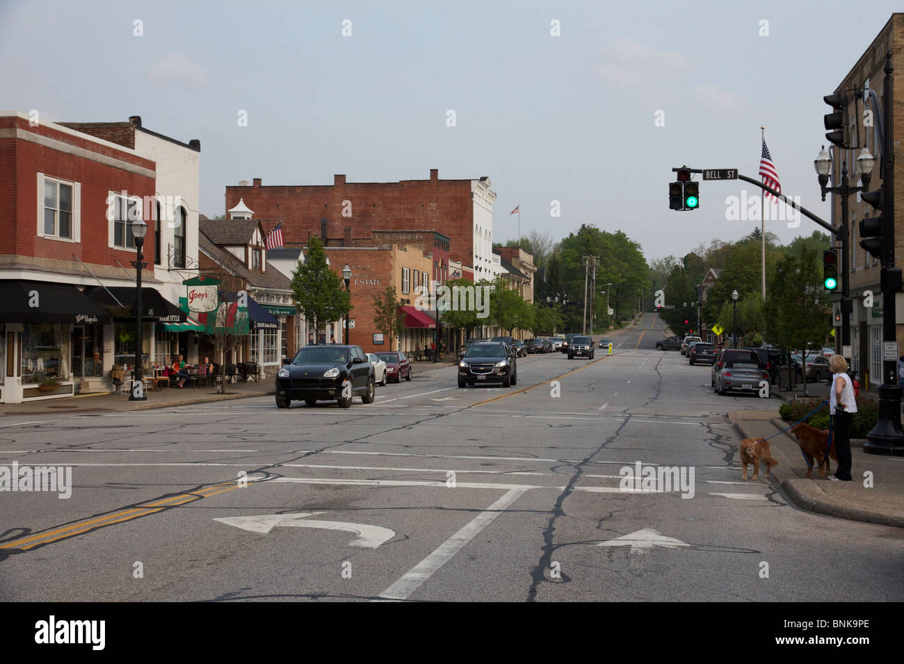 Chagrin Falls Stock Photos Amp Chagrin Falls Stock Images Alamy